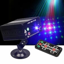 48 Pattern Laser Projector Stage Lights Mini LED RGB Lighting Party Disco DJ KTV