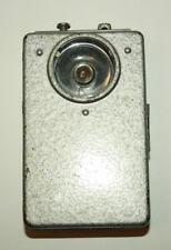 VINTAGE USSR METALLIC FLASHLIGHT SOVIET LAMP 1971