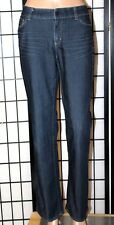 "ANN TAYLOR Women's Size 8P Petite Curvy Fit Boot Cut Stretch Jeans 30"" Inseam"