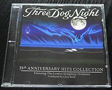 THREE DOG NIGHT  -  35th ANNIVERSARY HITS COLLECTION   ( 2002 / 19 Tracks )