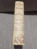 The Grapes Of Wrath By John Steinbeck - 1939 HC The Viking Press, First Edition