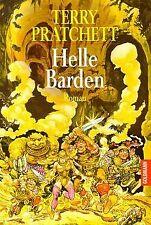 Helle Barden: Ein Roman von der bizarren Scheibenwelt vo... | Buch | Zustand gut