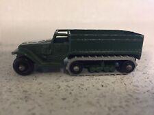 """Vintage Lesney """"Matchbox"""" Series No. 49-A 1958 M3 Personnel Carrier"""