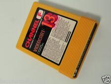 Fairchild Video Game System Cartridge Videocart 13 Robot War