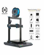 Artillery Sidewinder X1 3D-Drucker Printing Filament Dual Z-axis TFT Screen