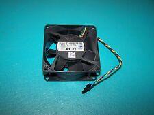 FOXCONN Case Fan  G944P PVA080K12H DC-12V .70A 71.5CFM 4-Wire 80x 80x 38 MM