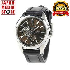 ORIENT WZ0111DK ORIENT STAR Mechanical 24 Jewels Watch Semi Skeleton 100% JAPAN