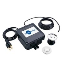 InSinkErator STS-00 Dual Outlet SinkTop Switch (for Disposer and Hot Water Tank)