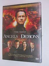 Angels & Demons (DVD, 2009)- Tom Hanks, Ewan McGregor - BRAND NEW FACTORY SEALED
