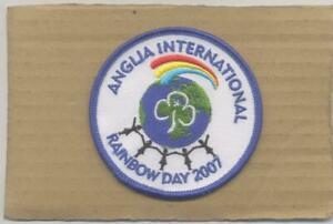 ANGLIA INTERNATIONAL RAINBOW DAY 2007