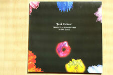 "OMD Autogramme signed LP-Cover ""Junk Culture"" Vinyl"