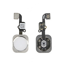 Tasto Home Button compatibile per Apple iPhone 6 / 6 Plus Bianco Pulsante centra