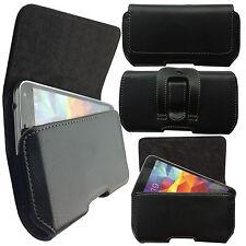 1A Gürtel Seiten Quer Tasche Belt Cover Case Schutz Hülle Etui für THL T9
