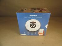 "Honeywell RCH9310WF5003 3-3/4"" Round White Lyric Wi-Fi Thermostat"
