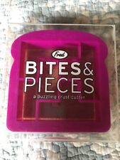 Fred Bites & Pieces Puzzling Crust Cutter