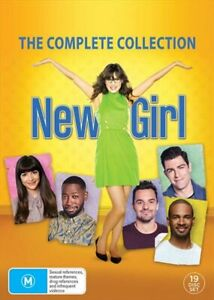 New Girl Complete Series DVD