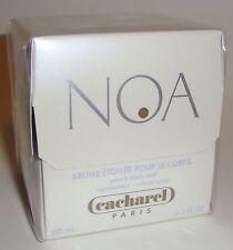CACHAREL NOA PERFUME'D PEARLY BODY MIST 3.3 OZ SPRAY 100 ML NEW IN SEALED BOX