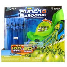 Zuru Bunch O Balloons Launcher with 100 Blue Water Balloons In Seconds Fun Kids
