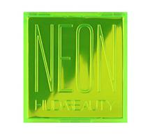 Huda Beauty Neon Green Eyeshadow Palette Authentic