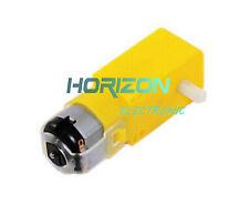 Gear Motor For Arduino Intelligent Car Gear Motor TT Motor Robot DC 3V-6V 1:48