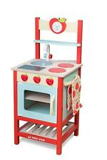 LE TOY VAN Applewood Kitchen - Wooden Pretend Kitchen Playset