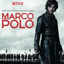 ORIGINAL SOUNDTRACK MARCO POLO Limited Numbered Coloured 180gram Vinyl 2LP Set
