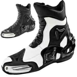 Joe Rocket Superstreet Mens Street Riding Cruising Motorcycle Boots