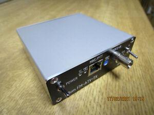10GHz FM-ATV-TX   Output 10mW