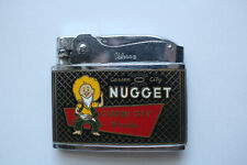 Nugget Carson City Nevada Lighter - Excellent-Hard To Find
