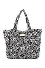 Marc Jacobs Quilted Mini Paisley Nylon Black/White Tote Bag M0012524-002
