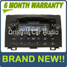 NEW 07 08 09 2010 HONDA CRV CR-V Radio Stereo MP3 6 Disc Changer CD Player 1XN0