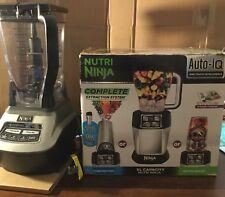 Ninja 1500W Professional Blender and NUTRI NINJA Auto-iq