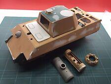 Bauprojekt Panther G  Heng Long Torro Taigen 1:16 Kunststoff/ Metall gebraucht!