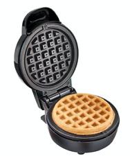 New Non Stick Single Serve Waffle Maker Small Kitchen Appliances Quick Breakfast