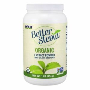 Stevia Extract 1 lb  by Now Foods
