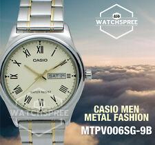 Casio Men's Standard Analog Watch MTPV006SG-9B MTP-V006SG-9B