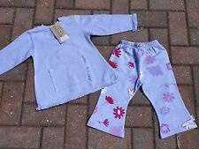 Baby Ragazze Keedo LUCE francesi vestito blu cielo 1-2 anni di marca ** Bnwts **