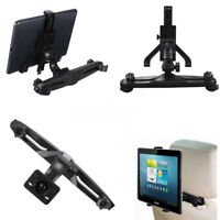 Universal Soporte Coche Reposacabezas Asiento trasero Para 7''-10'' Tablets GPS