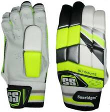 SS Superlite Batting Gloves L/H (Men, White) +SHIPPING
