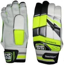 Ss Superlite Cricket Batting Gloves R/H (Men,White/ Exp.Shipping