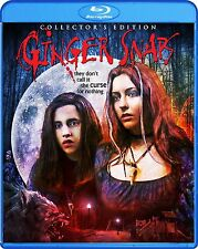 Ginger Snaps: Collector's Edition (Kristopher Lemche) Region A BLU RAY - Sealed