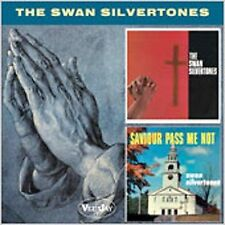 The Swan Silvertones/Saviour Pass Me Not by The Swan Silvertones CD Collectables