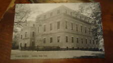 1930 Country Building Goshen NY New York Post Card