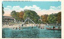 Water Sports, Joyland Park, Port Jervis NY