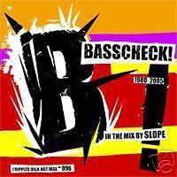 BASS!BASS!Basscheck!Various Artists Mix by Slope new CD