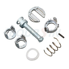 Fit BMW 3 E46 Door Lock Cylinder Barrel Repair Kit Front LHD RHD Driver Side