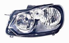 FARO FANALE PROIETTORE 5 CON MOTOR. ELETTRICO DX ANTERIORE Volkswagen GOLF VI