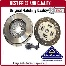 CK9661-18 NATIONAL 3 PIECE CSC CLUTCH KIT  FOR VAUXHALL ASTRA