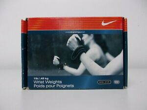 Nike 1Lb Wrist Weights     #E5