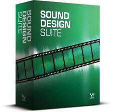 Waves Sound Design Suite Bundle + CL DRUMS